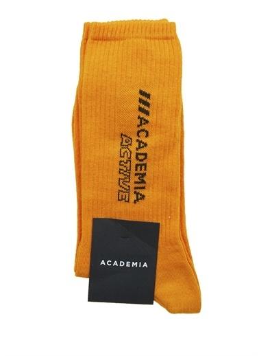 Academia Çorap Oranj